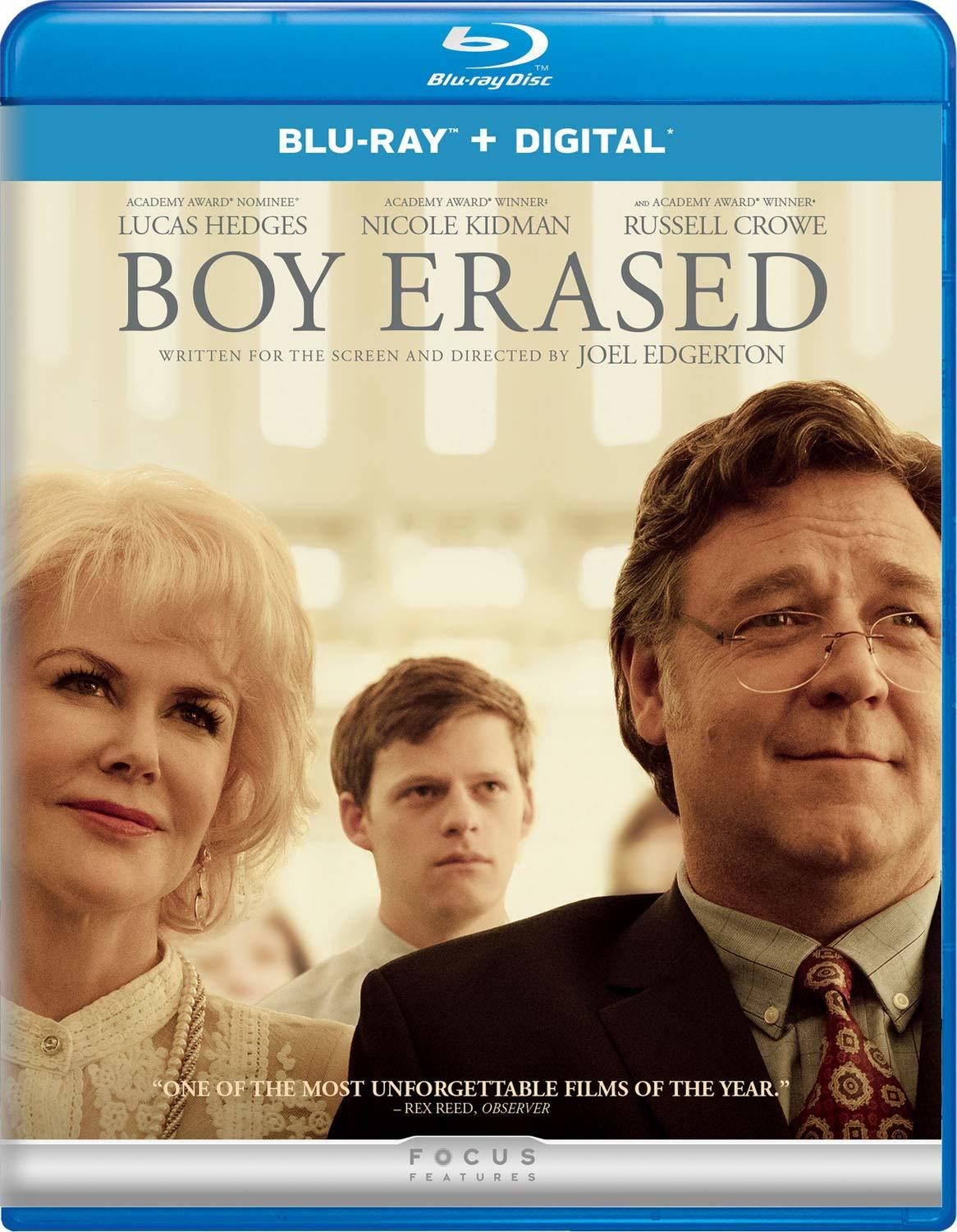 Boy Erased (2018) poster image