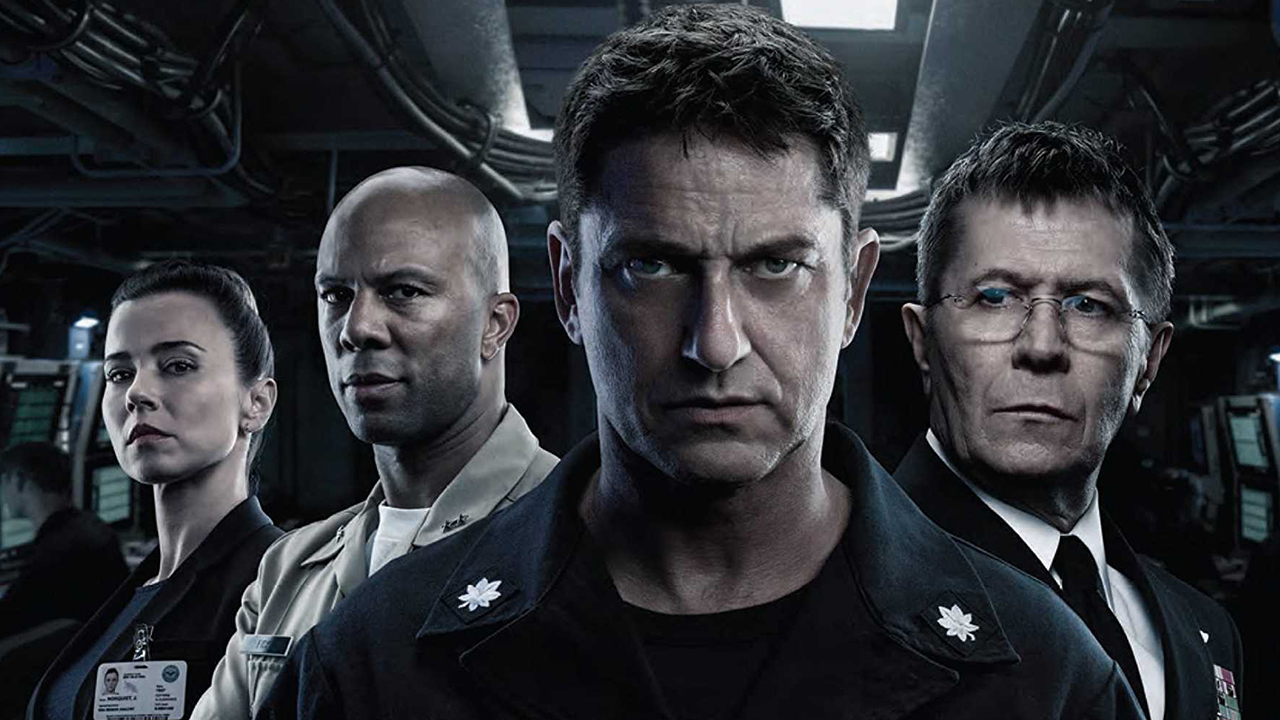 Hunter Killer (2018) image