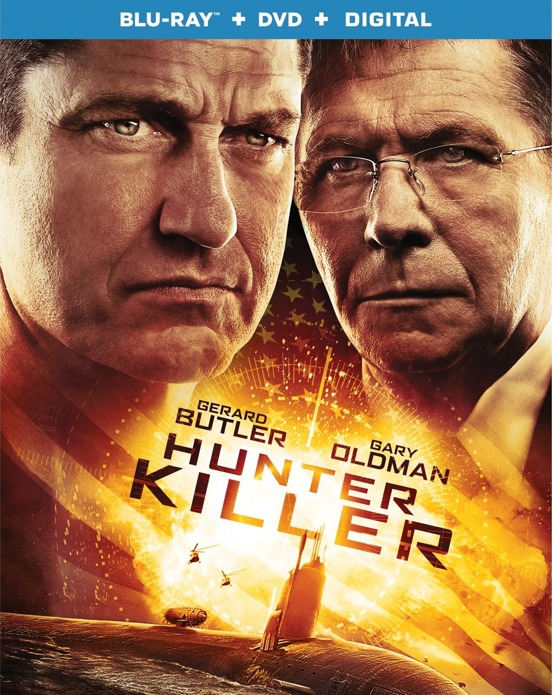 Hunter Killer (2018) poster image