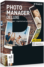 MAGIX Photo Manager 17 Deluxe v13.1.1.12