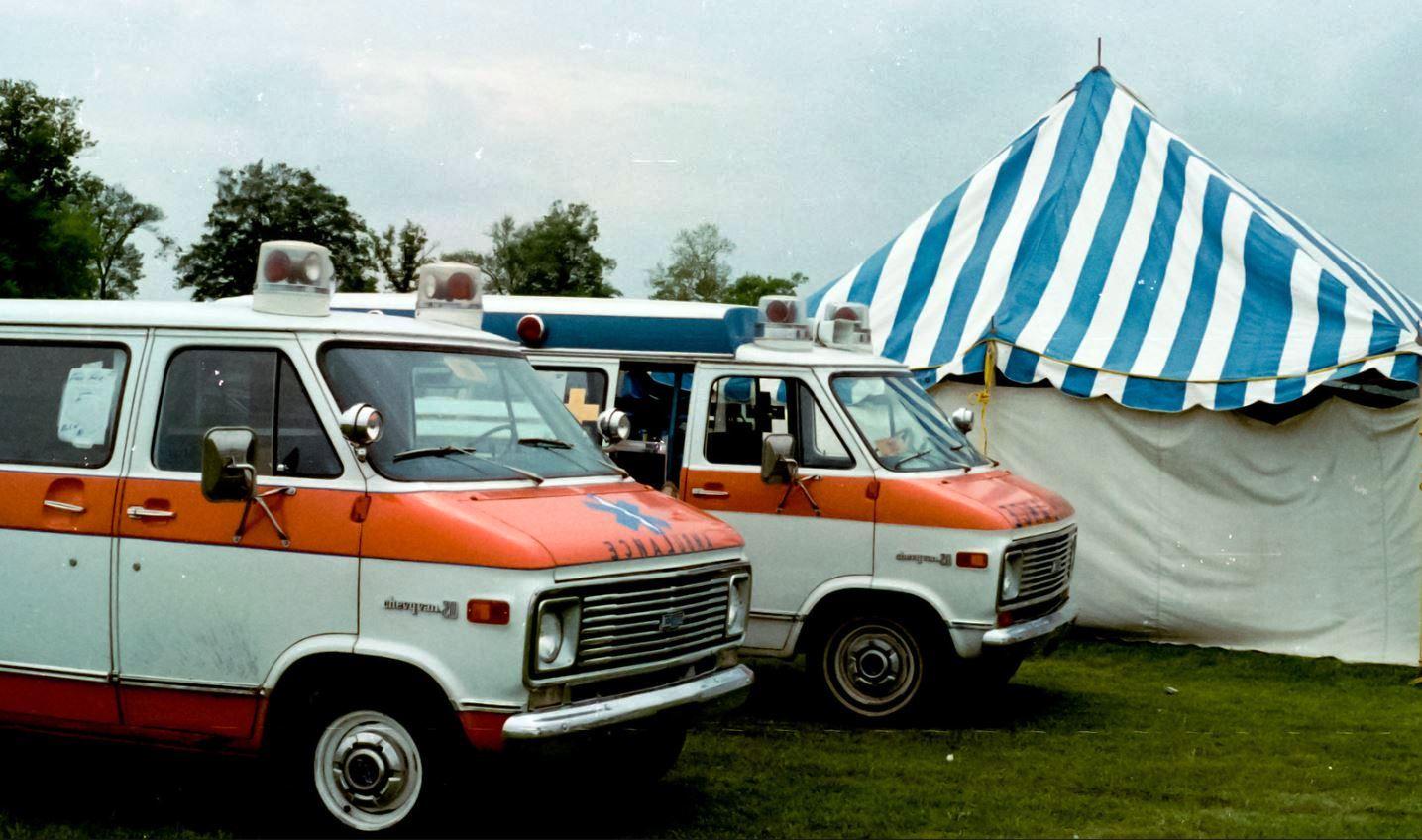 1980 ambulances - 2