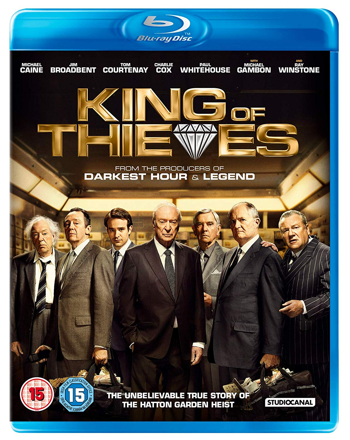 King of Thieves (2018) poster image