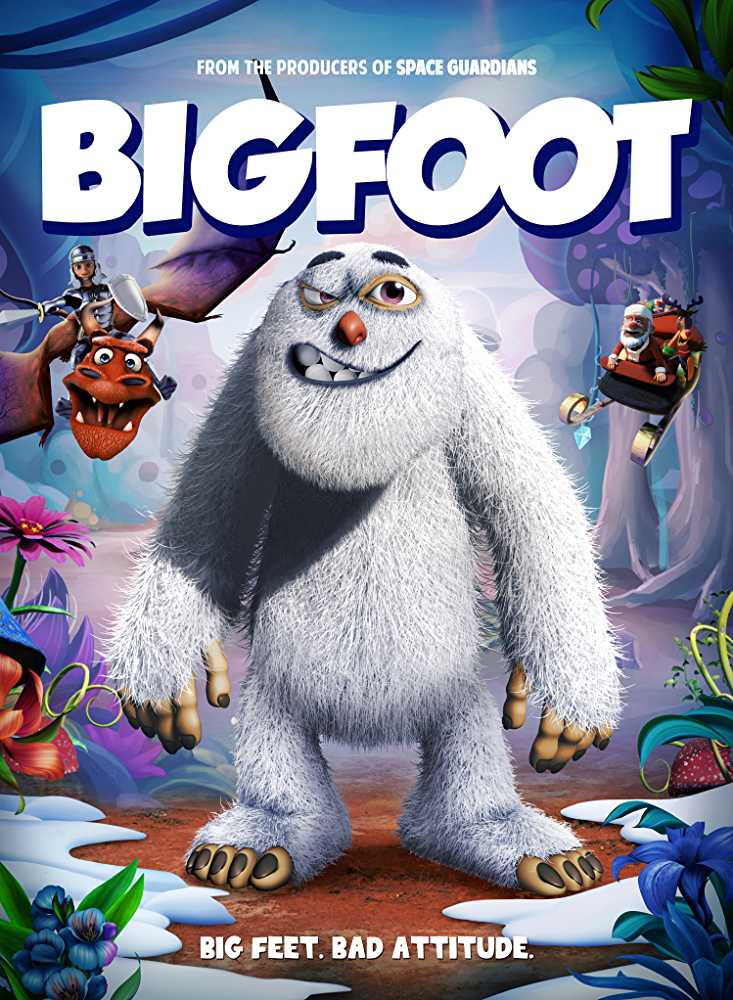 Bigfoot (2018) poster image