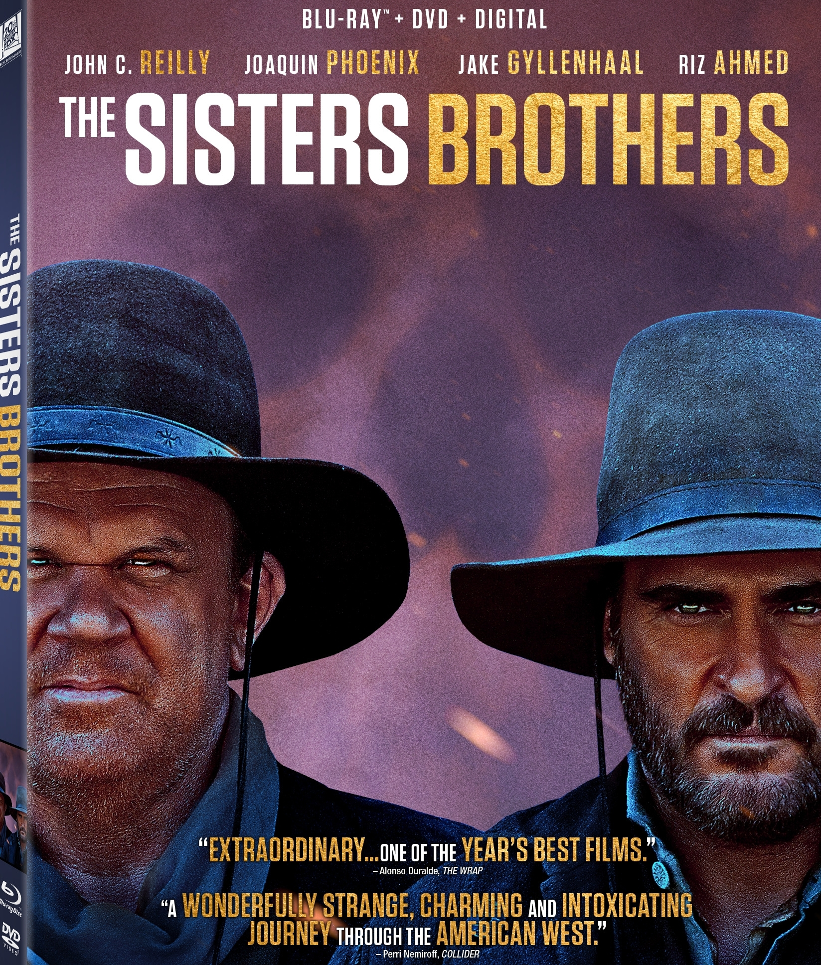 The Sisters Brothers (2018) poster image
