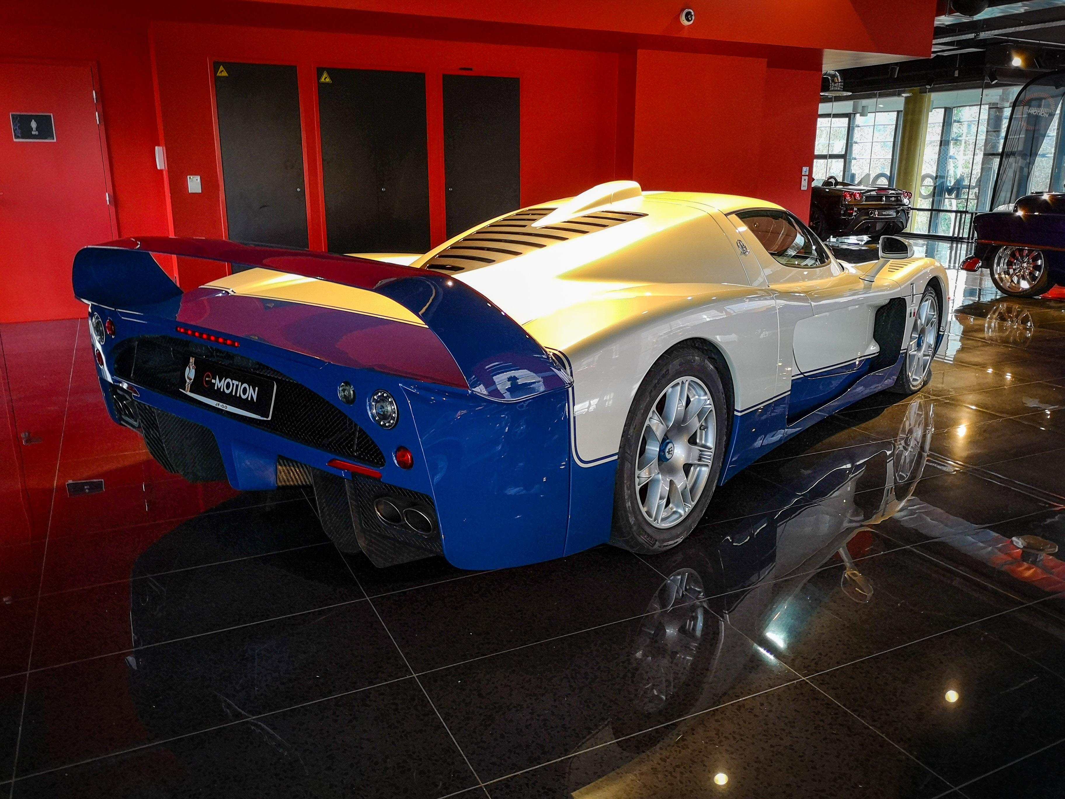 Maserati MC12 - Page 2 190118075841574317