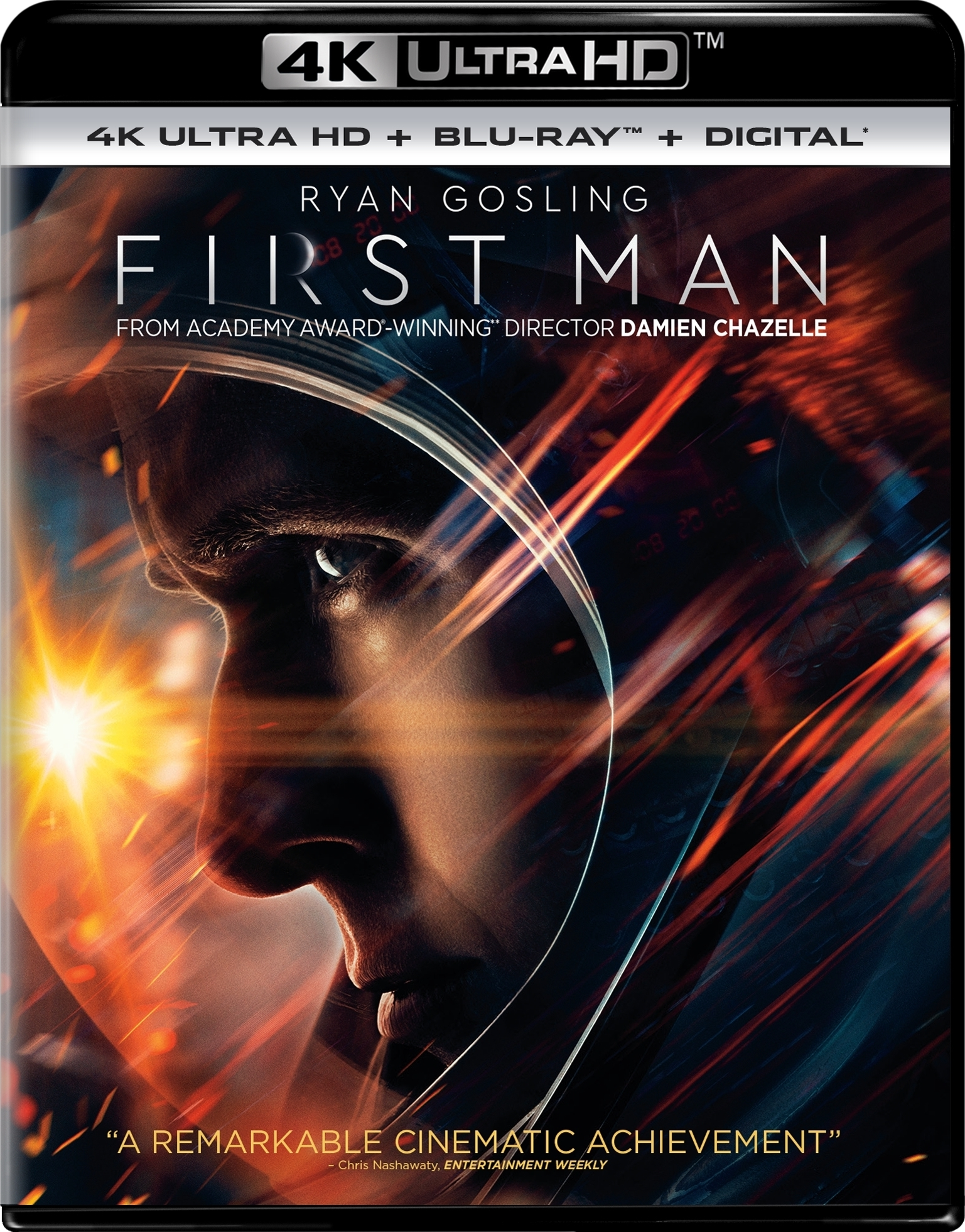 First Man (2018) poster image
