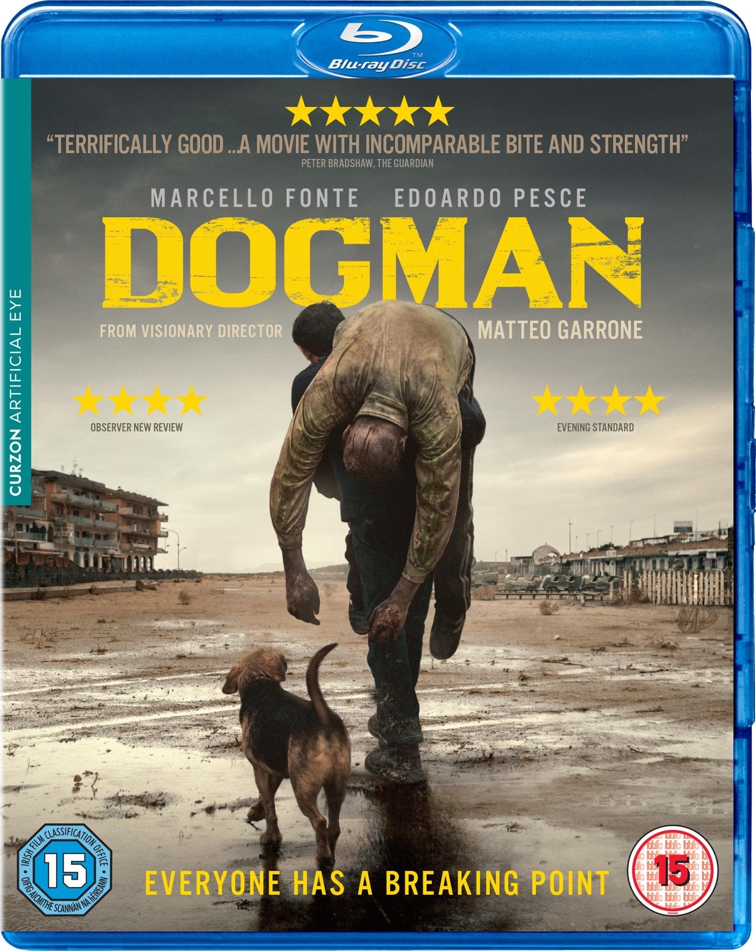 Dogman (2018) poster image