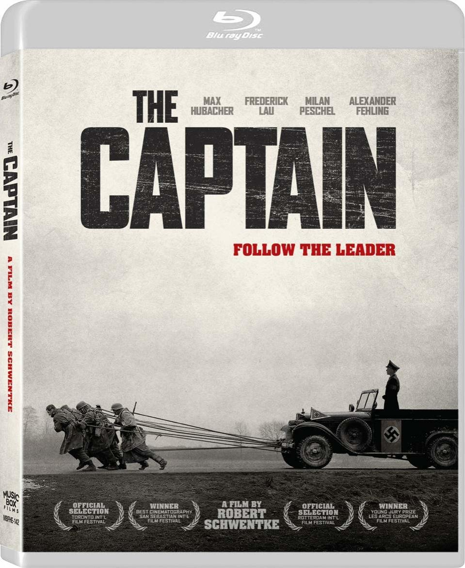 Der Hauptmann aka The Captain (2017) poster image