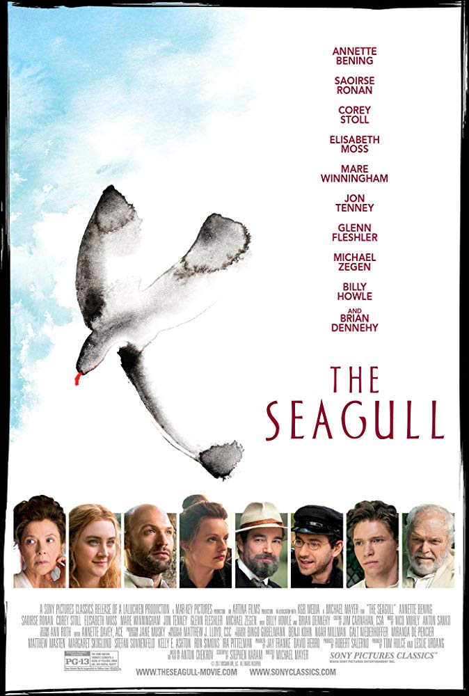 The Seagull poster image