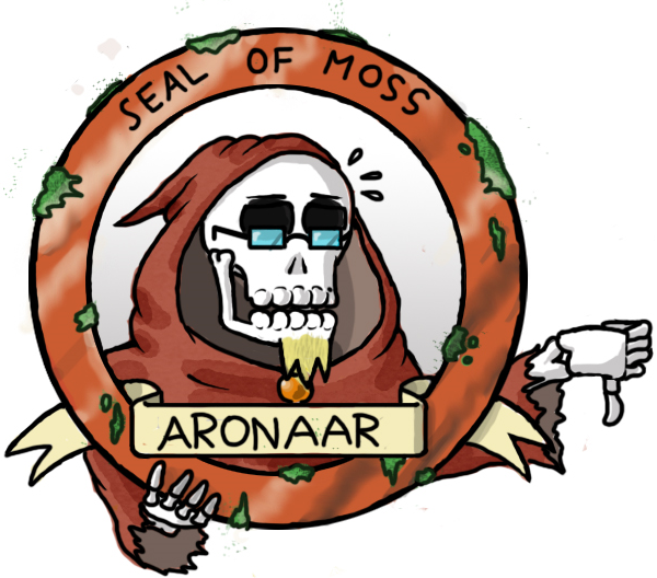 Seal of Moss