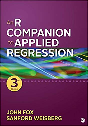 An R Companion to Applied Regression, 3rd Edition-P2P
