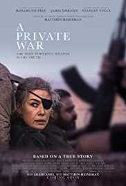 A Private War 2018 BDRip