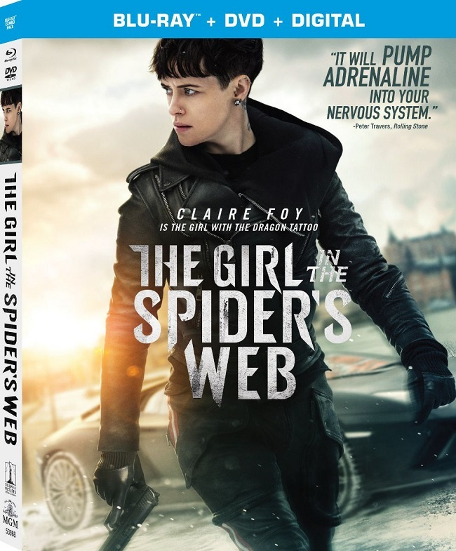 The Girl in the Spiders Web (2018) poster image