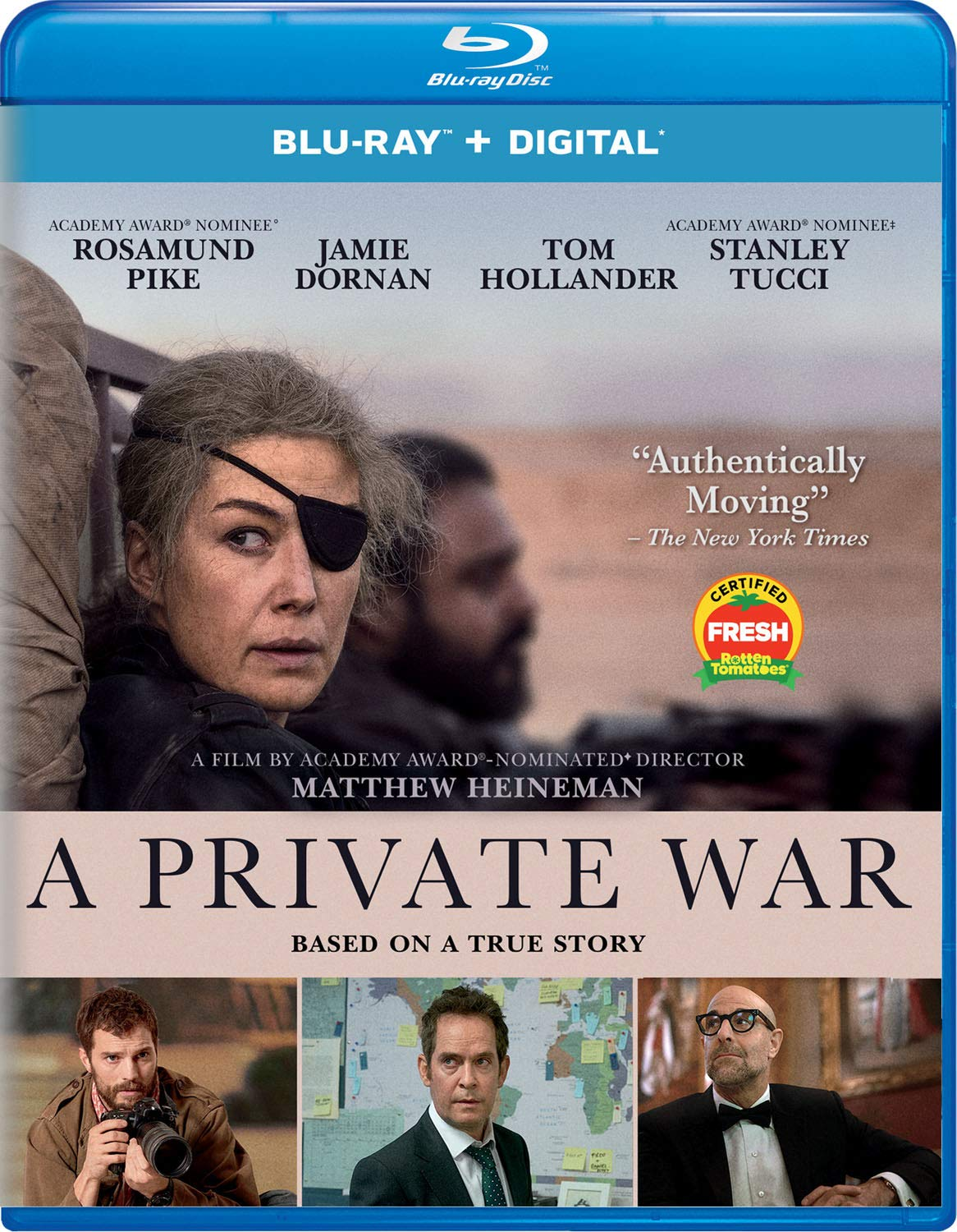 A Private War (2018) poster image
