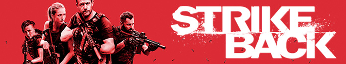Poster for Strike Back