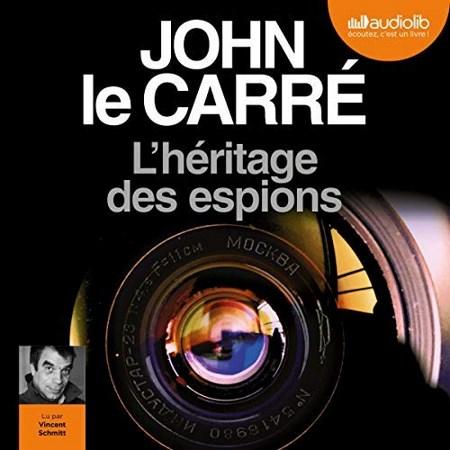 John le Carré - L'héritage des espions