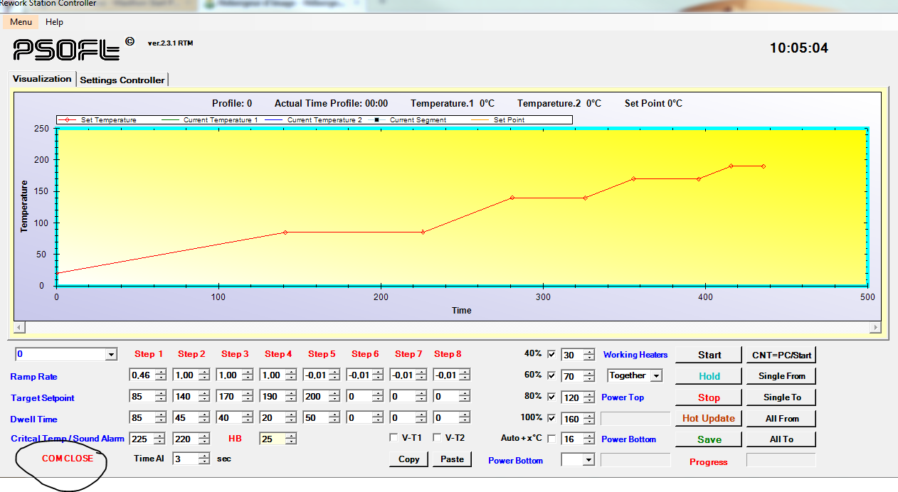 altec pc410 software
