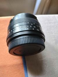 [VENDU] 7Artisans 50mm 1.8 Micro 4/3 Mini_190128043219614009