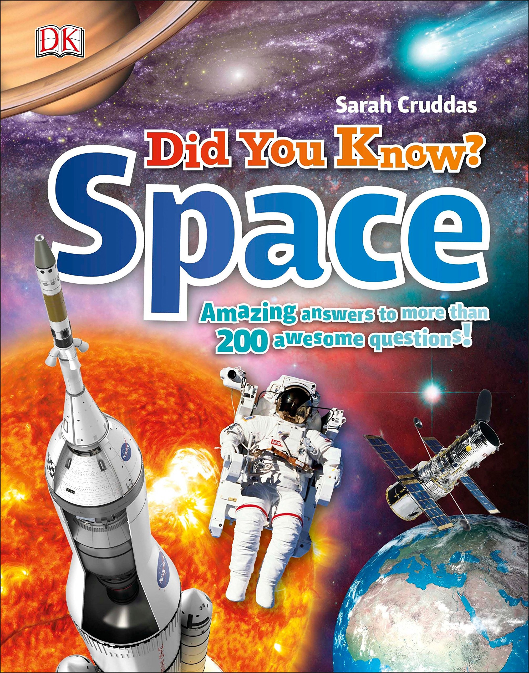 Did You Know? Space: Amazing Answers to More than 200
