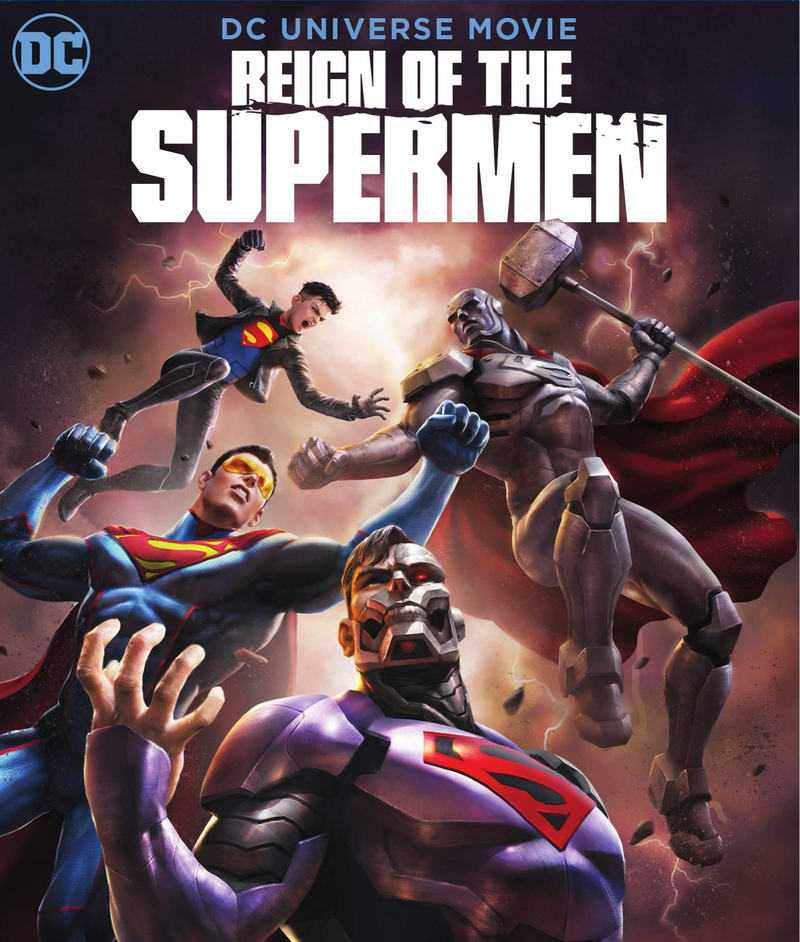 Reign of the Supermen (2019) poster image