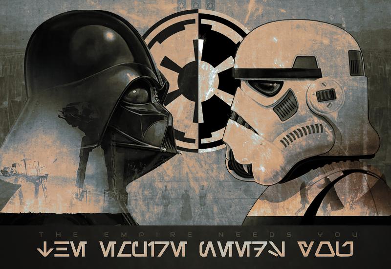 The Empire Needs You