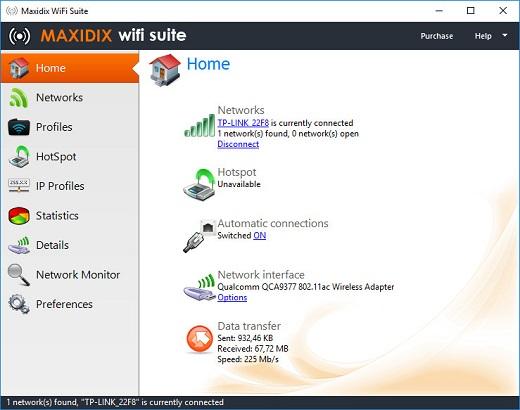 maxidix wifi suite + serial