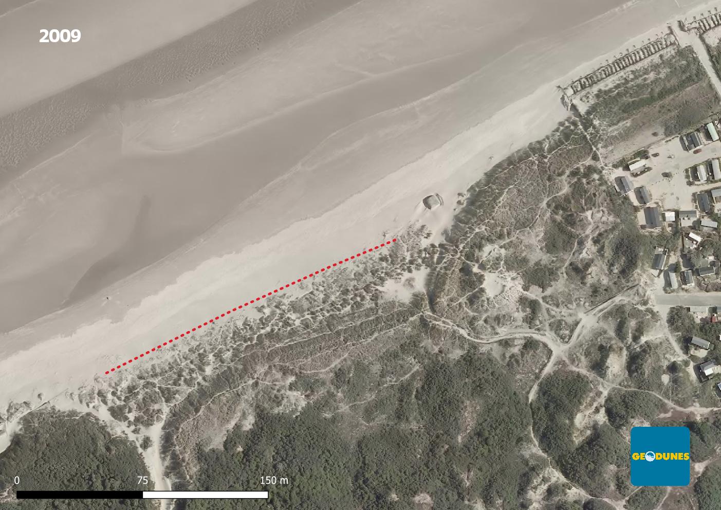 Dossier : 10 ans d'évolution du littoral de la baie d'Authie