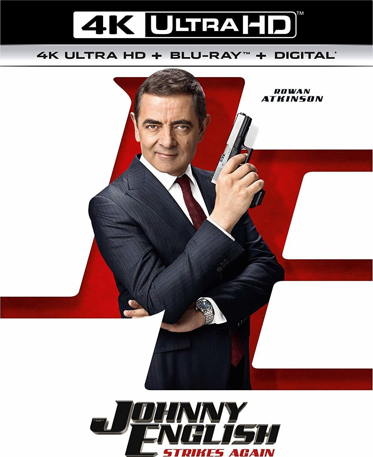 Johnny English Strikes Again (2018) poster image