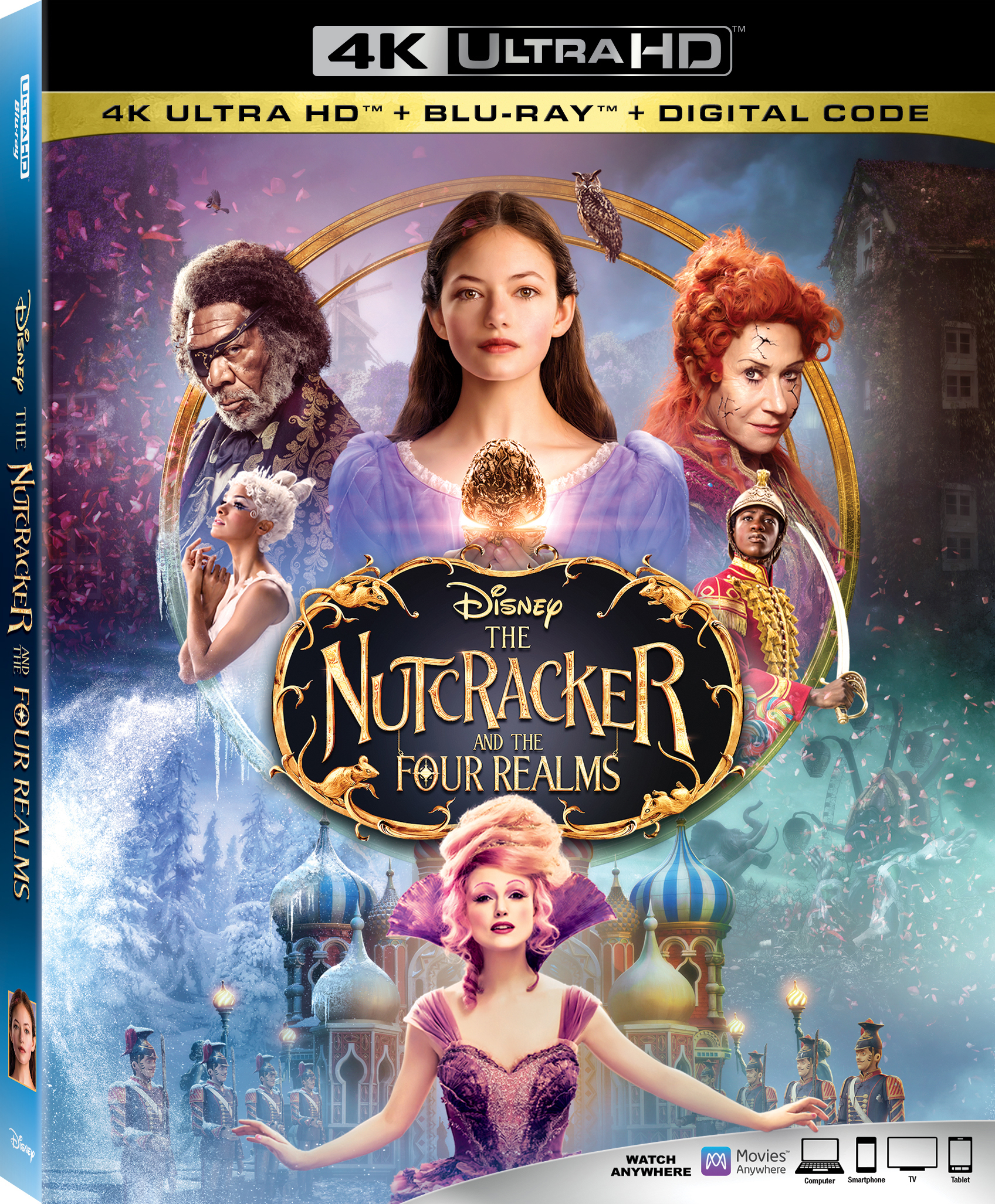 The Nutcracker and the Four Realms (2018) poster image