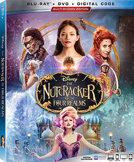 The Nutcracker and the Four Realms (2018) 1080p BluRay x265 HEVC 10bit AAC 7.1 - Tigole