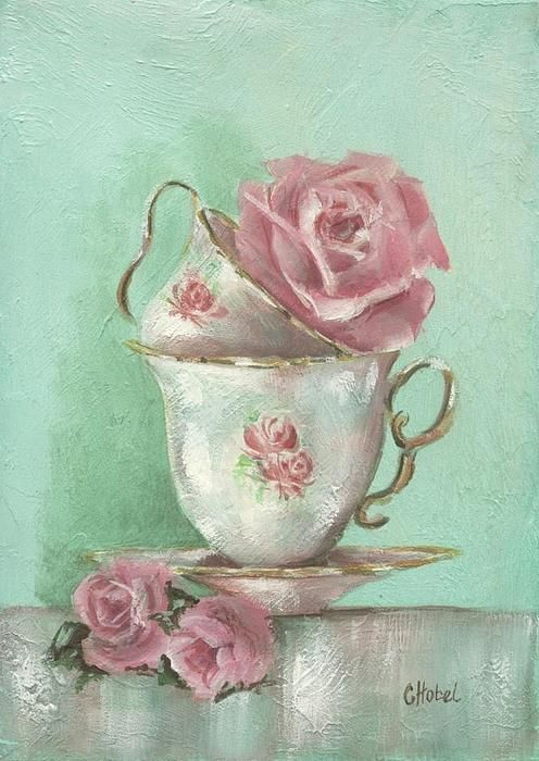 Bouquet dans un vase, une corbeille, une coupe, une poterie  - Page 2 190131052124915255