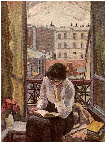La lecture, une porte ouverte sur un monde enchanté (F.Mauriac) - Page 3 190131060716762810
