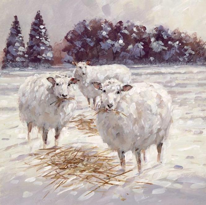 Paysages d'hiver ... 190131092201605221