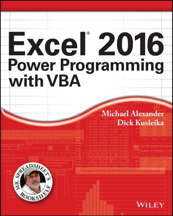 Excel 2016 Power Programming with VBA-P2P - Black Hat SEM & SEO