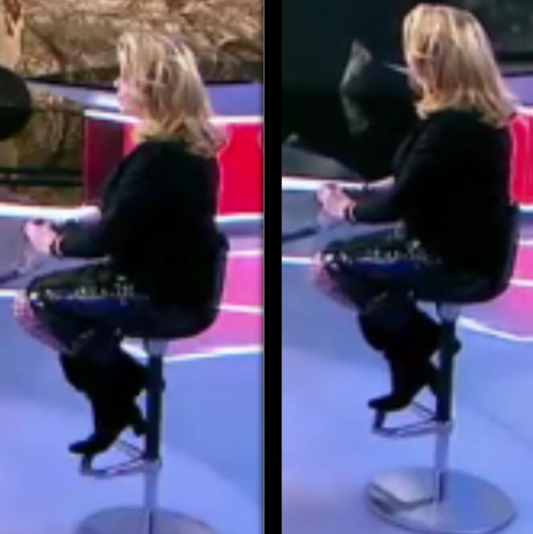 Catherine Deneuve au Journal 20h00 Fr2  31.01.19