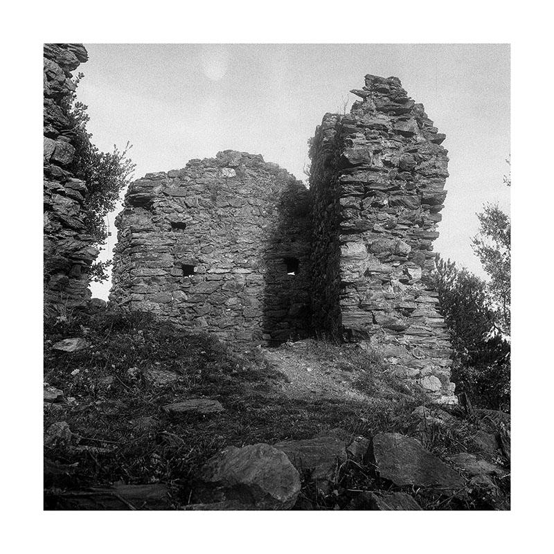 scan Ruines Mur Chateau Prunet