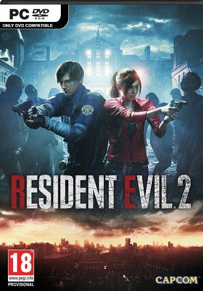 Poster for Resident Evil 2
