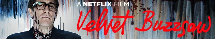 Poster for Velvet Buzzsaw (2019)