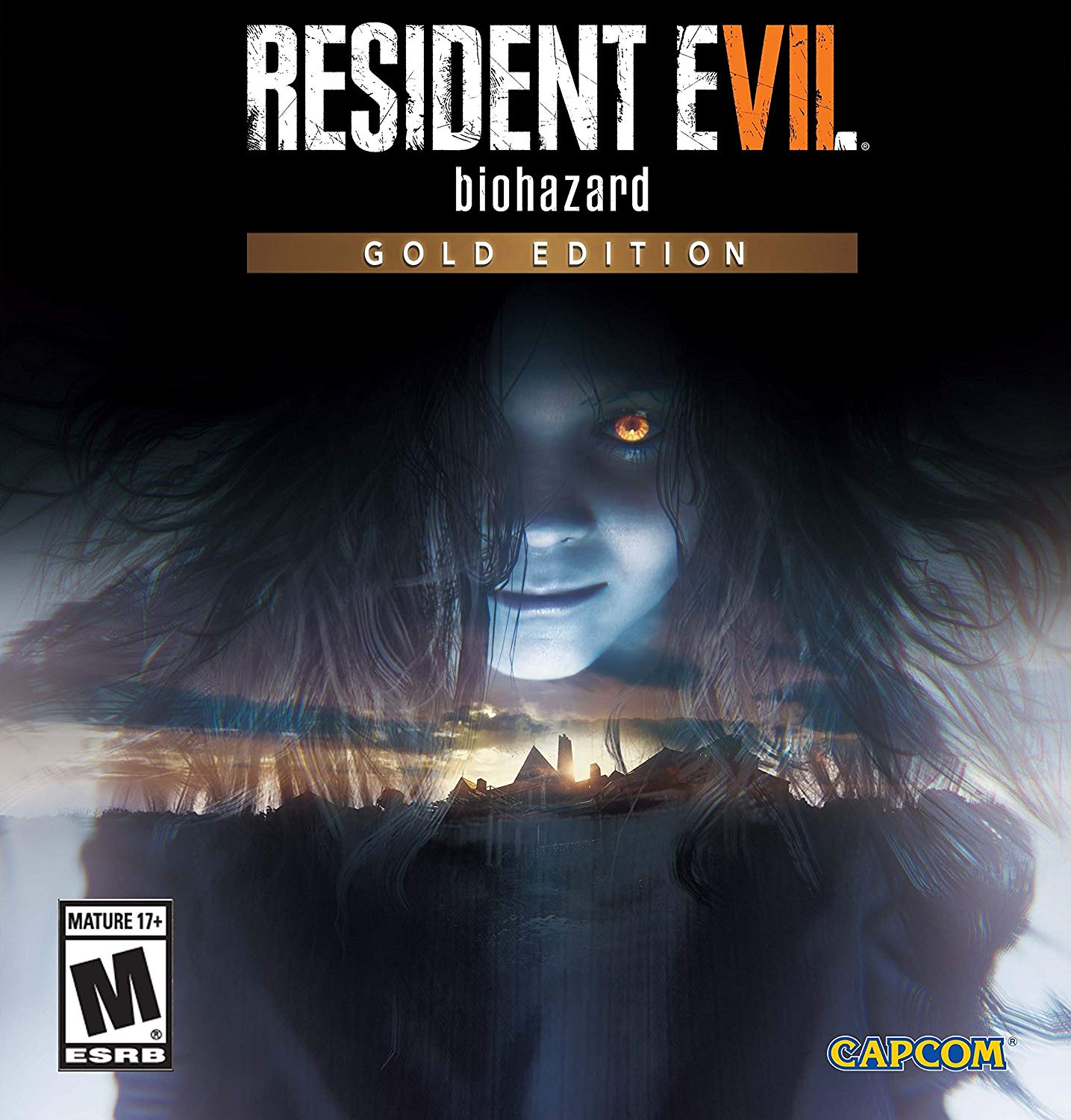 Poster for Resident Evil 7: Biohazard - Gold Edition