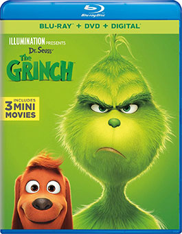 The Grinch (2018) 1080p BluRay x265 HEVC 10bit AAC 7 1 - Tigole