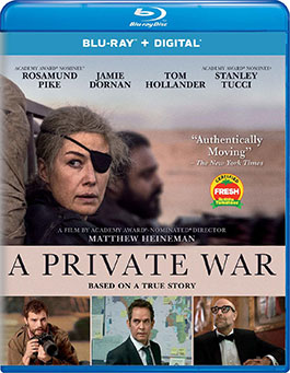A Private War (2018) 1080p BluRay x265 HEVC 10bit AAC 5.1 - Tigole