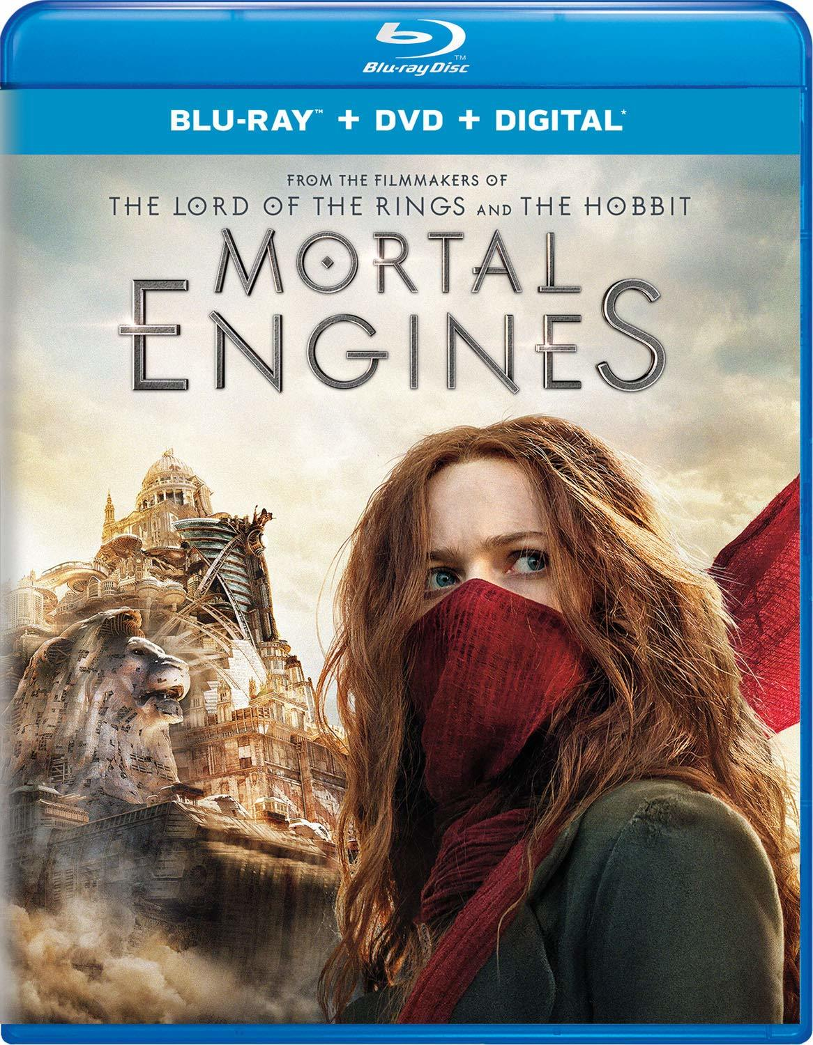 Mortal Engines (2018) poster image