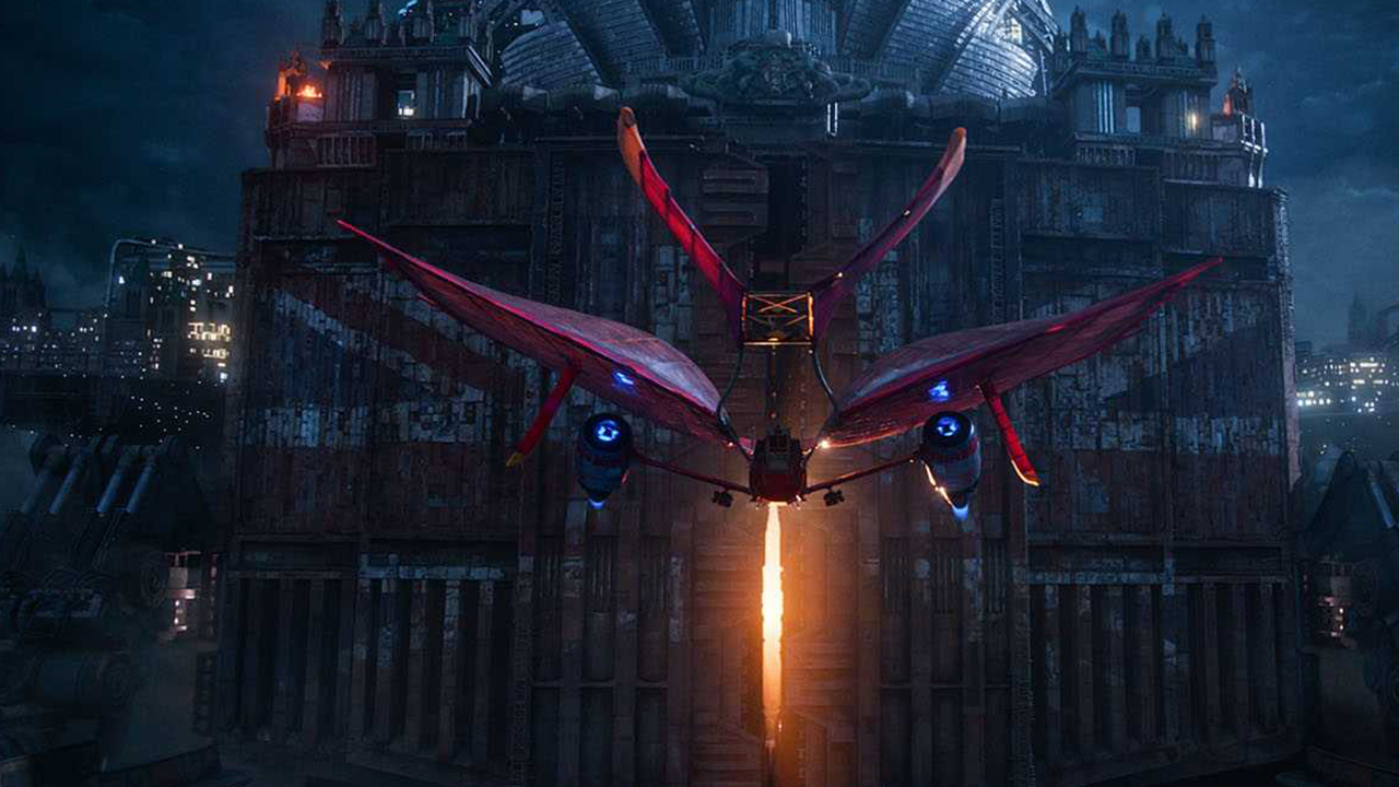 Mortal Engines (2018) image