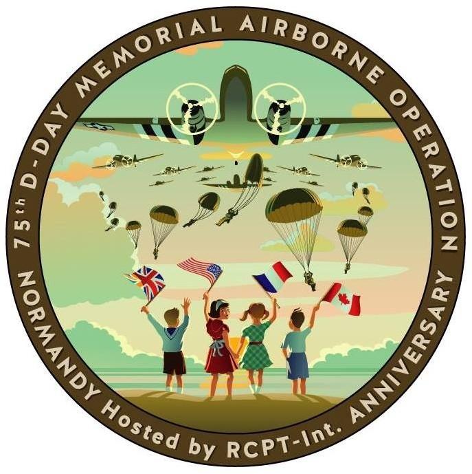 75ème Anniversaire du D-Day en Normandie 2019 190203114423602346
