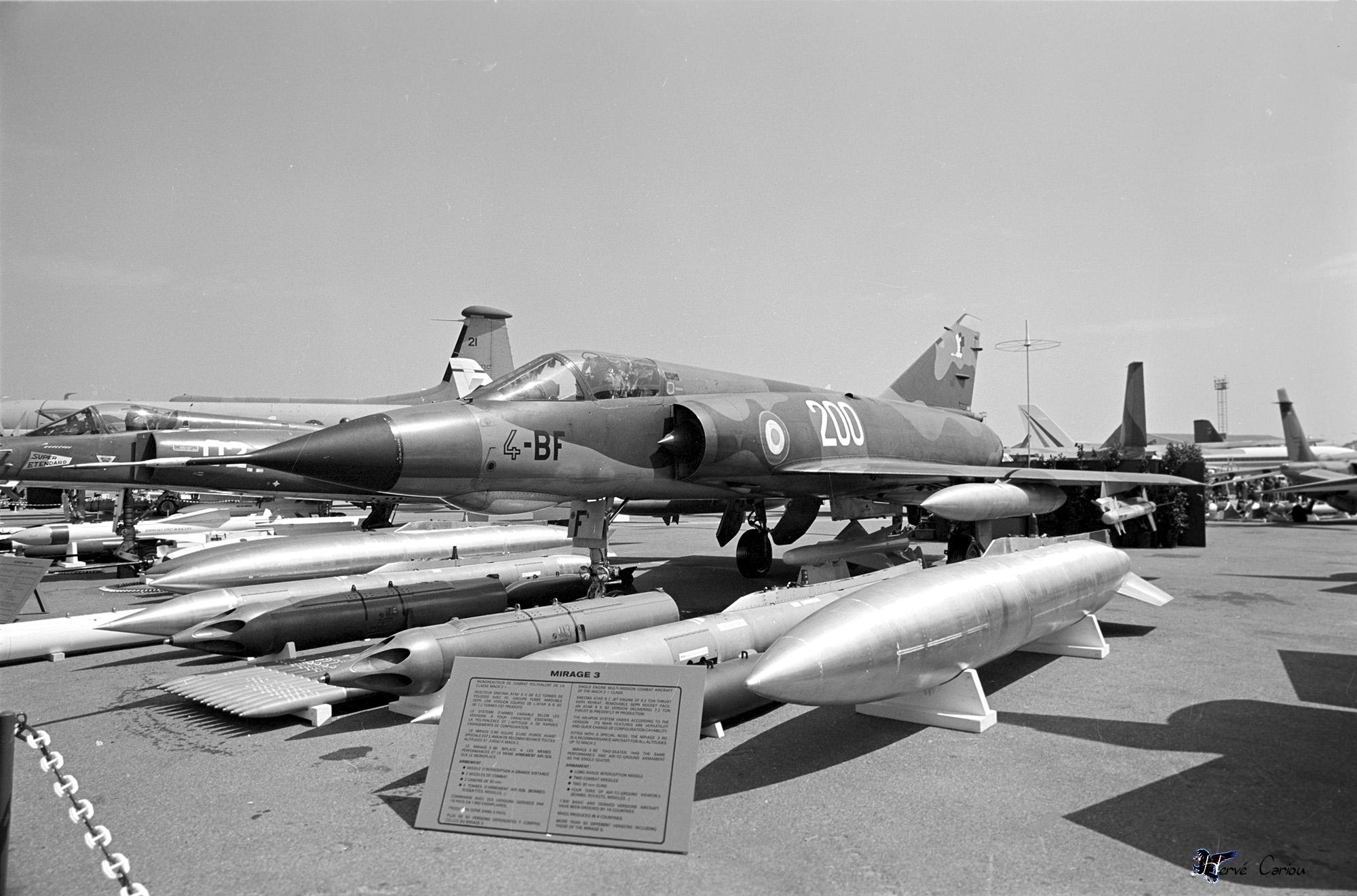 Mirage IIIE624copie