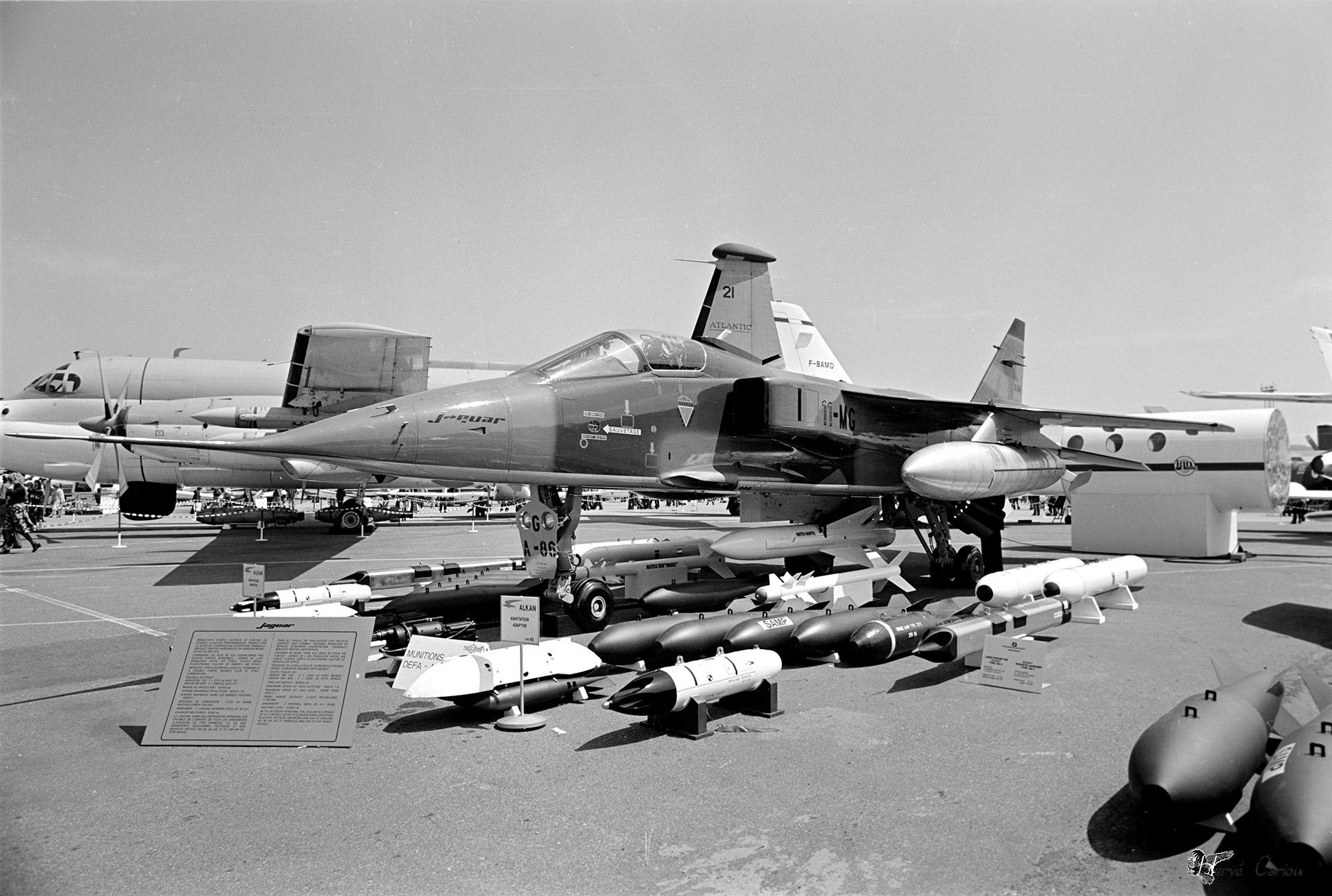 Jaguar A86