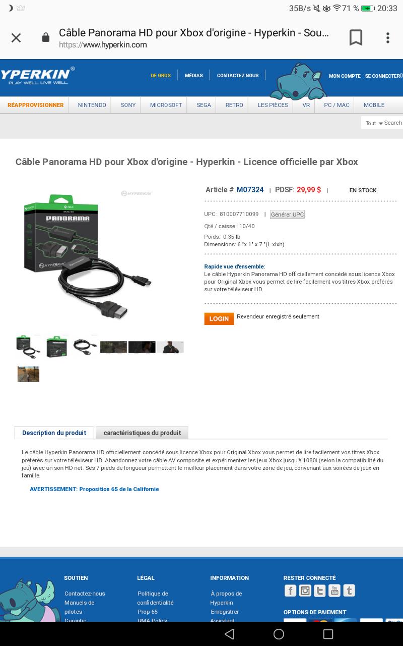 [Xbox] Topic de la Xbox Originale, la vraie :) - Page 3 190205083836275392