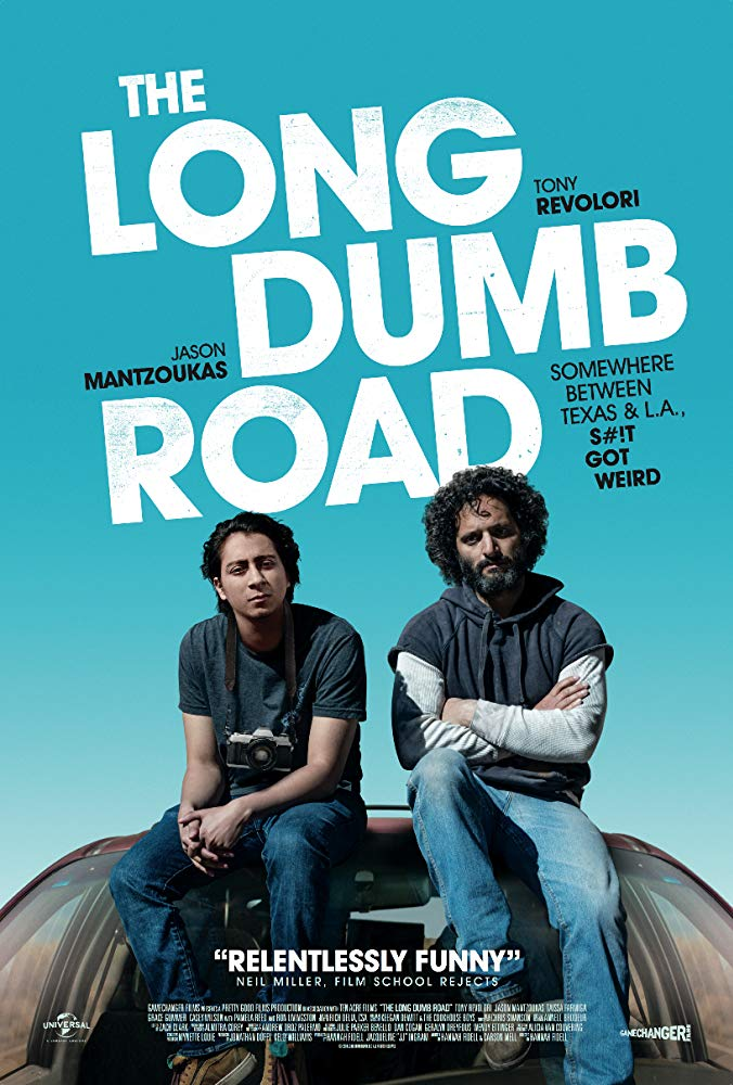 The Long Dumb Road (2018) poster image