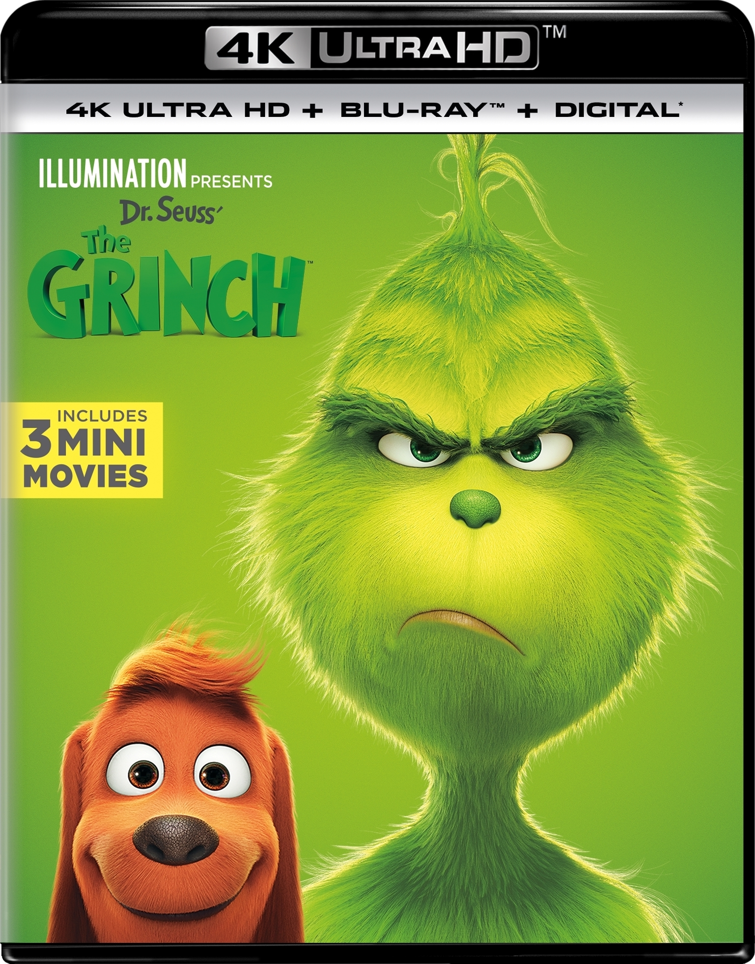The Grinch (2018) poster image