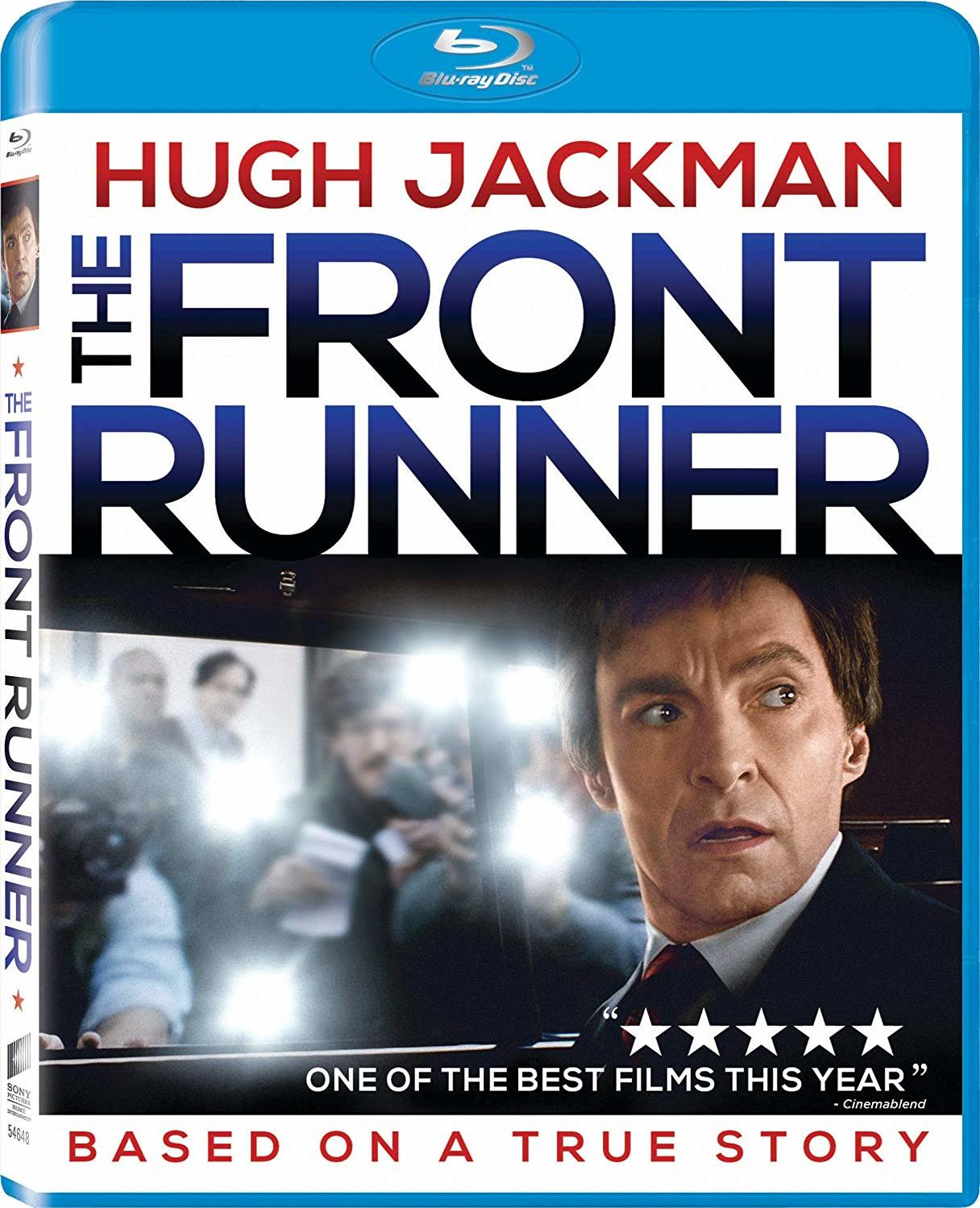 The Front Runner (2018) poster image